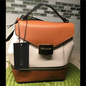 NWT-Steve Madden small backpack/purse